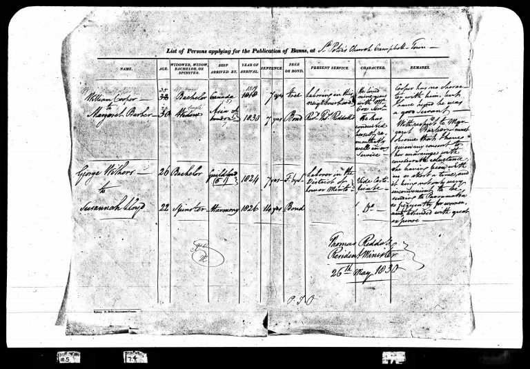 Blog | Family History Detective: Tricia's Tracings
